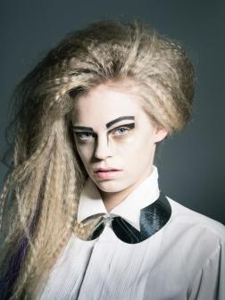 Petit Piaf make-up